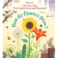 Lift-The-Flap First Questions and Answers How Do Flowers Gro (BOK)