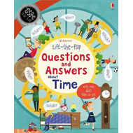 Lift-The-Flap Questions and Answers About Time (BOK)