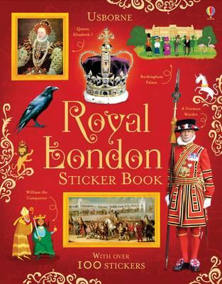 Royal London Sticker Book (BOK)