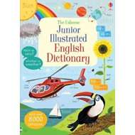 Junior Illustrated English Dictionary (BOK)