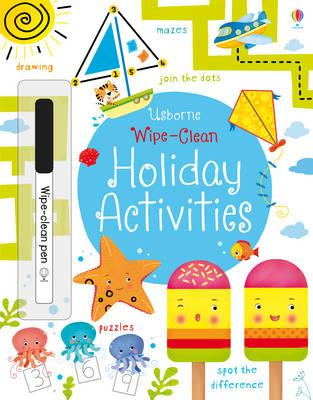 Wipe-Clean Holiday Activities (BOK)
