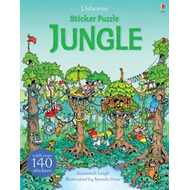Sticker Puzzle Jungle (BOK)