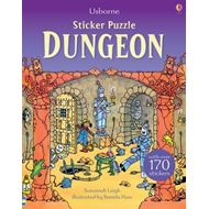Sticker Puzzle Dungeon (BOK)