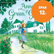 Produktbilde for Anne of Green Gables (BOK)