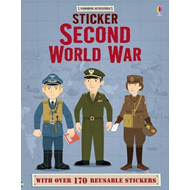 Sticker Dressing Second World War (BOK)