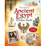 Ancient Egypt Sticker Book (BOK)