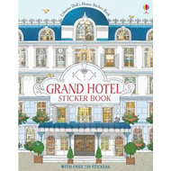 Grand Hotel Doll's House Sticker Book (BOK)