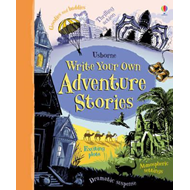 Produktbilde for Write Your Own Adventure Stories (BOK)