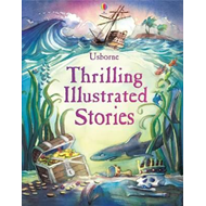 Thrilling Illustrated Stories (BOK)