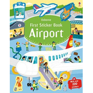 First Sticker Book Airports (BOK)