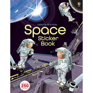 Space Sticker Book (BOK)