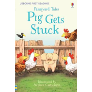 First Reading Farmyard Tales: Pig Gets Stuck (BOK)