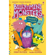 Billy and the Mini Monsters (2) - Monsters on the Loose (BOK)