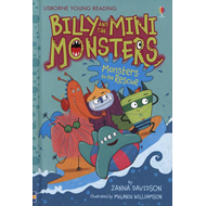 Billy and the Mini Monsters - Monsters to the Rescue (BOK)