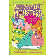 Billy and the Mini Monsters Monsters Go Party! (BOK)