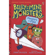 Billy and the Mini Monsters - Monsters On A Plane (BOK)