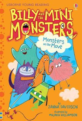 Billy and the Mini Monsters Monsters on the Move (BOK)