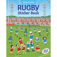 Rugby Sticker Book (BOK)