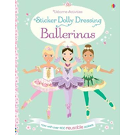 Sticker Dolly Dressing Ballerinas (BOK)