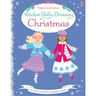 Sticker Dolly Dressing Christmas (BOK)