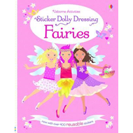 Sticker Dolly Dressing Fairies (BOK)