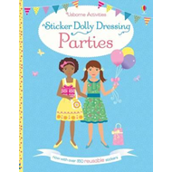 Sticker Dolly Dressing Parties (BOK)