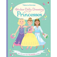 Sticker Dolly Dressing Princesses (BOK)