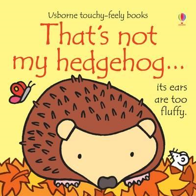 That's Not My Hedgehog (BOK)