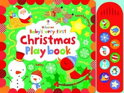 BVF Touchy-Feely Christmas Play book (BOK)
