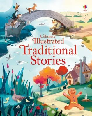 Illustrated Traditional Stories (BOK)