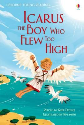 Icarus, The Boy Who Flew Too High (BOK)