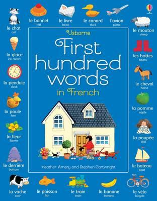 First Hundred Words in French (BOK)