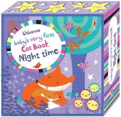 Baby's Very First Cot Book Night Time (BOK)