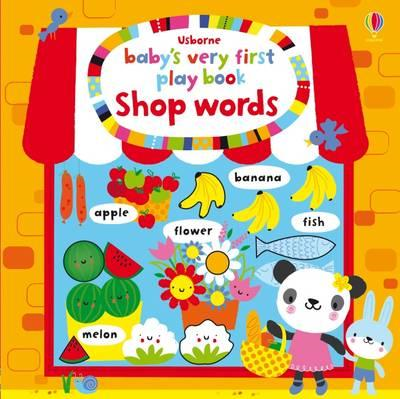 Baby's Very First Play Book Shop Words (BOK)