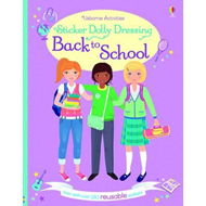 Sticker Dolly Dressing Back to School (BOK)