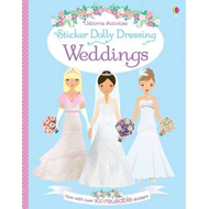 Sticker Dolly Dressing Weddings (BOK)