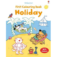 First Colouring Book Holiday (BOK)