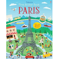 First Sticker Book Paris (BOK)