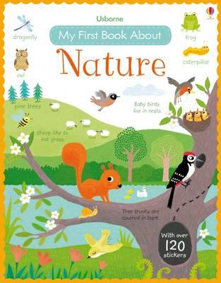 My First Book About Nature (BOK)