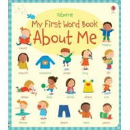 My First Word Book About Me (BOK)