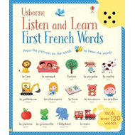 Listen and Learn First French Words (BOK)