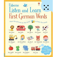 Listen and Learn First German Words (BOK)