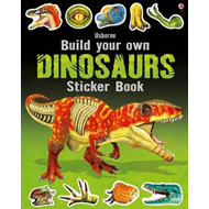 Build Your Own Dinosaurs Sticker Book (BOK)