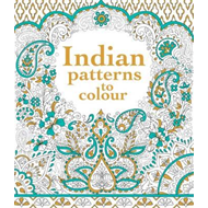 Indian Patterns to Colour (BOK)