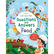 Lift-The-Flap Questions and Answers about Food (BOK)