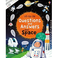 Lift-The-Flap Questions and Answers About Space (BOK)