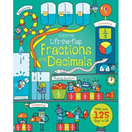 Lift-The-Flap Fractions and Decimals (BOK)