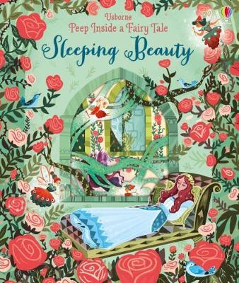 Peep Inside a Fairy Tale Sleeping Beauty (BOK)