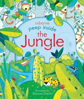 Peep Inside the Jungle (BOK)