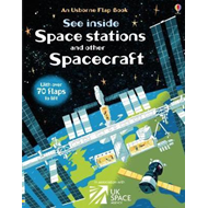 See Inside Space Stations and Other Spacecraft (BOK)